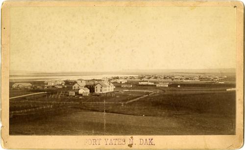Fort Yates