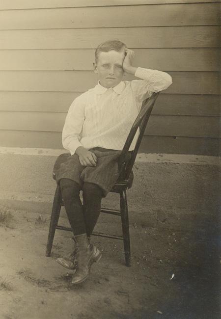 Lester Dent, circa 1915
