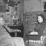 Lester and Norma Dent at Home