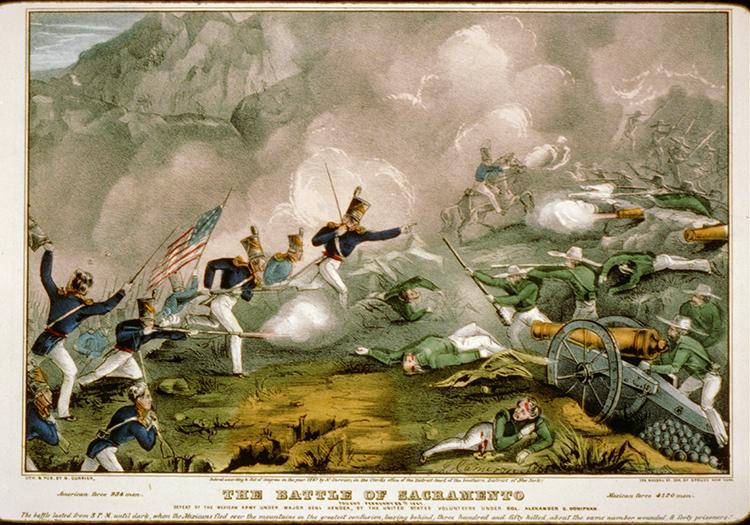 Battle of Sacramento.