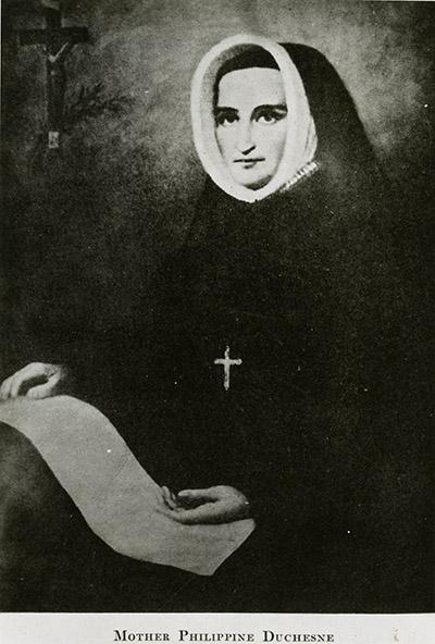 Sister Rose Philippine Duchesne