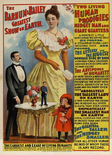 Giant Giantess poster