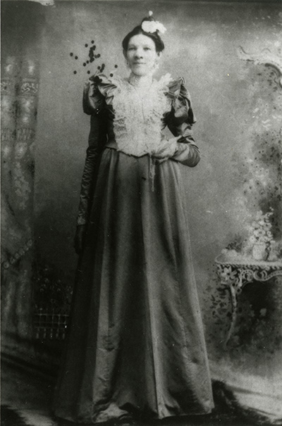 Ella Ewing.