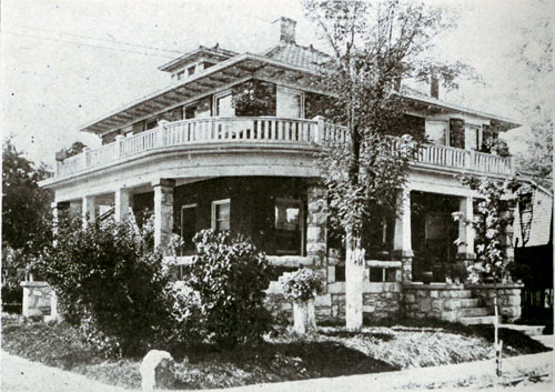 Annie Fisher's House