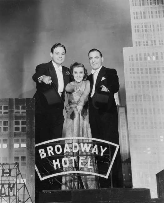 Stars Over Broadway Publicity photo