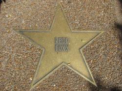 St. Louis Walk of Fame star