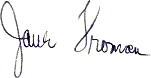 Froman signature