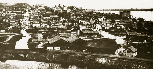 Louisiana, Missouri, c. 1890.