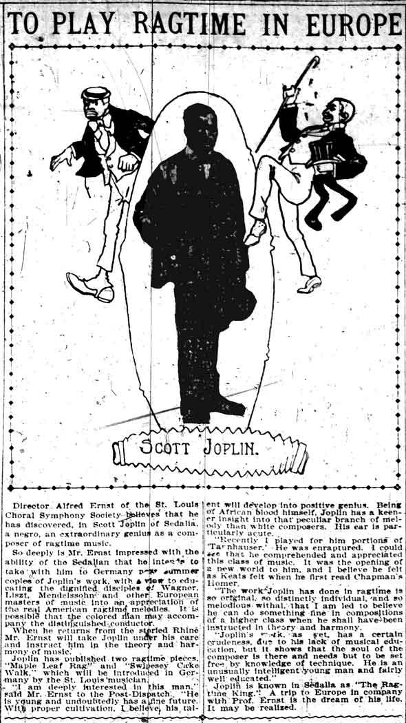 Joplin in the St. Louis Post-Dispatch