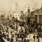 The Pike at the St. Louis World's Fair, 1904