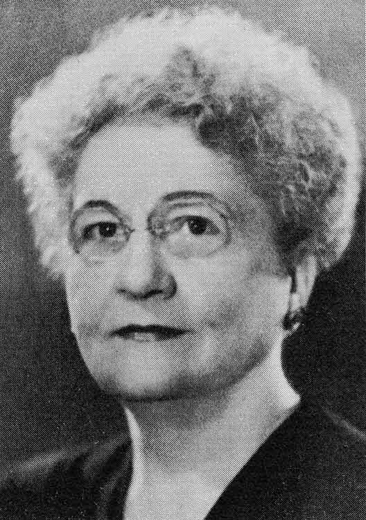 Sara Josephine Brown