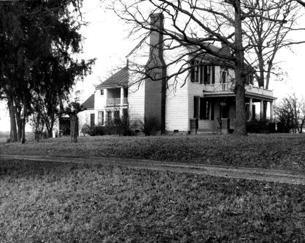 Jackson's house