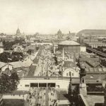 Chicago Columbian Exposition Midway Plaisance, 1893