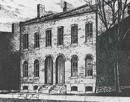 Joplin house in St. Louis