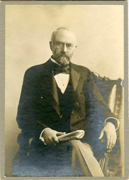 John B. Henderson.