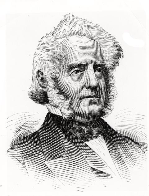Governor Hamilton Rowan Gamble