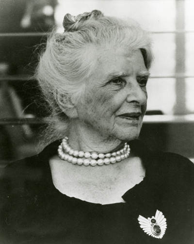 Edna Gellhorn.