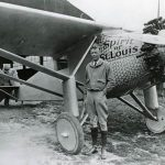 Lindbergh and the Spirit of St. Louis