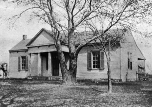 Moore farmhouse