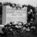 Nation's headstone