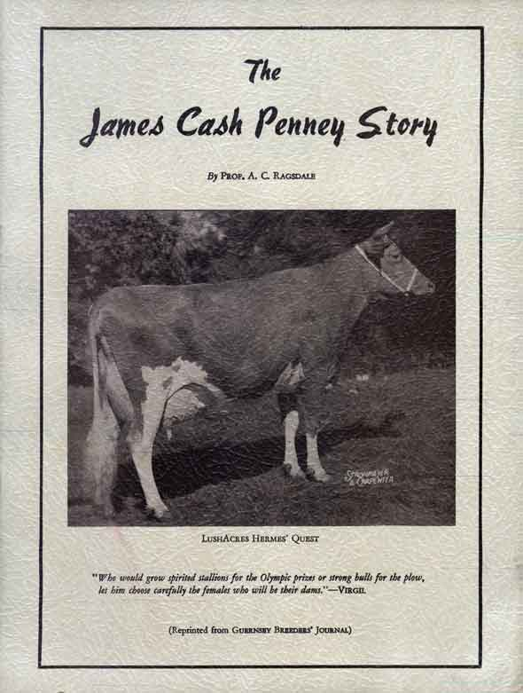 James Cash Penney Story cover