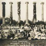 WCTU convention, Columbia, 1913