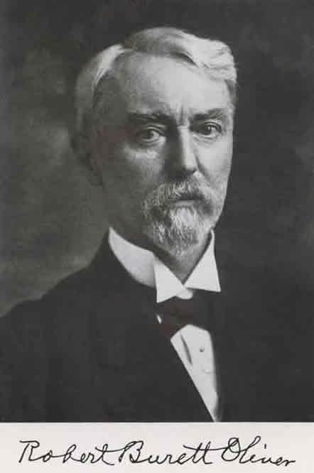 Robert Burett Oliver