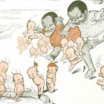 Children, Kewpies, and the Mer-Kewps