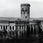 Capitol after the fire, 1911