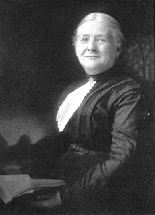 Mary Frances Paxton Penney