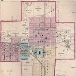 Richmond, MO plat map