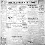 Kansas City Post, August 11, 1910