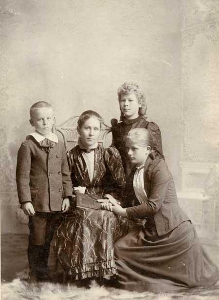 Neihardt family.