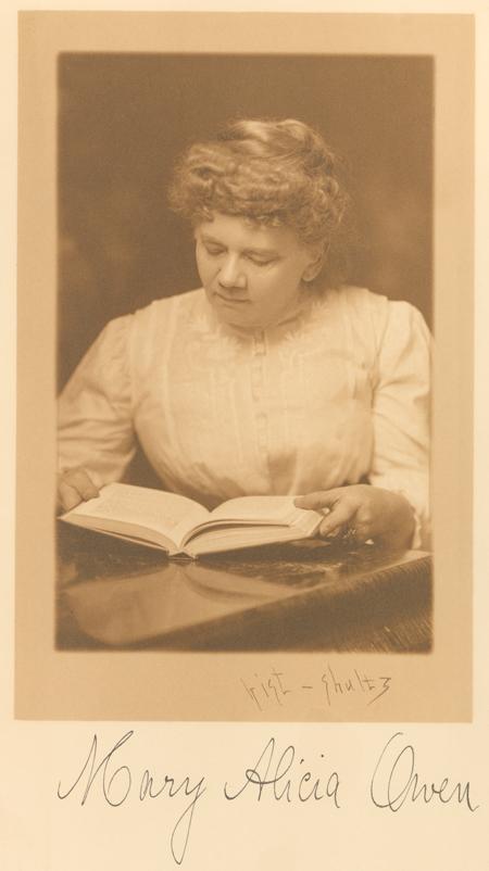 Mary Alicia Owen