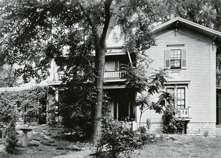 Owen House, c. 1900.