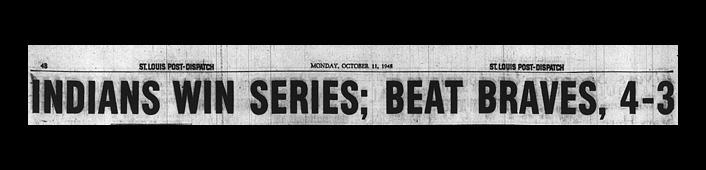 1948 World Series.