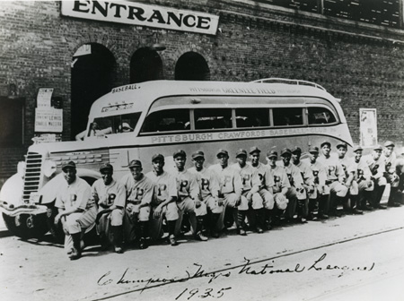 1935 Pittsburgh Crawfords