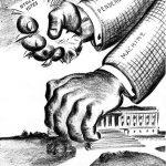 Pendergast's machine cartoon
