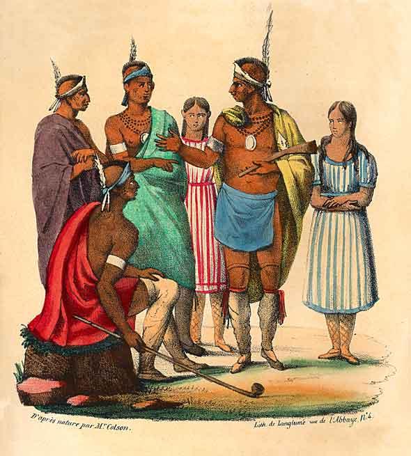 six Osage