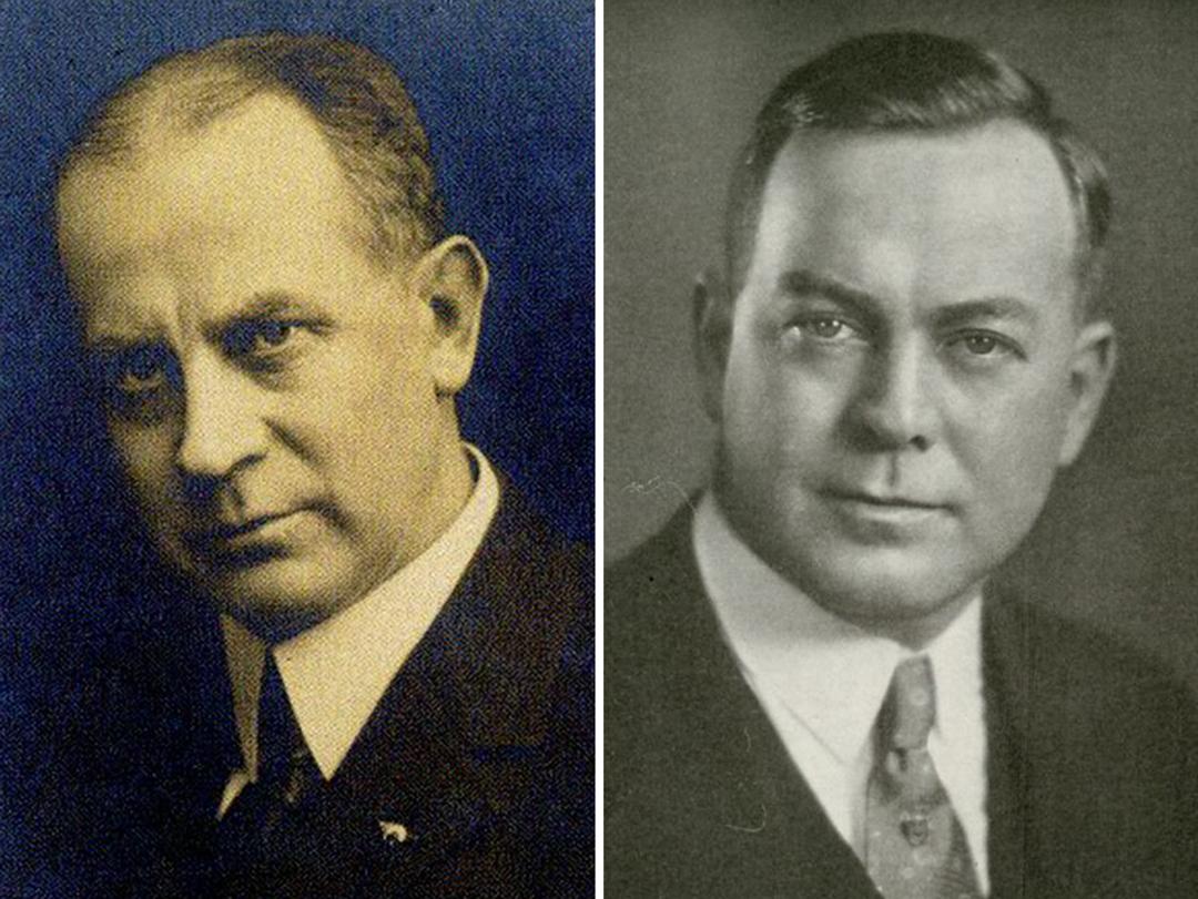 Carl and Robert Boller.