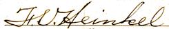 Heinkel signature