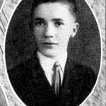 Robert Heinlein yearbook photo