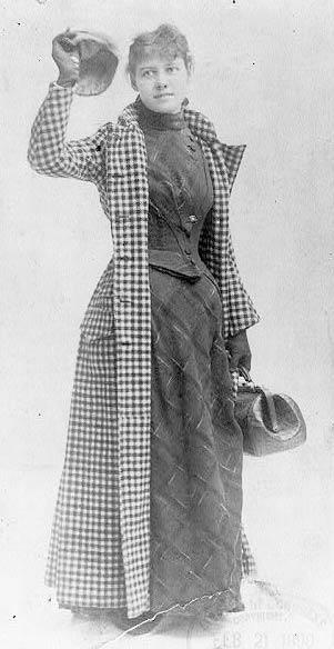 Nellie Bly, circa 1890