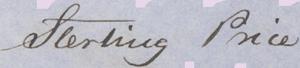 Price signature