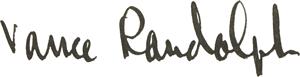 Randolph signature