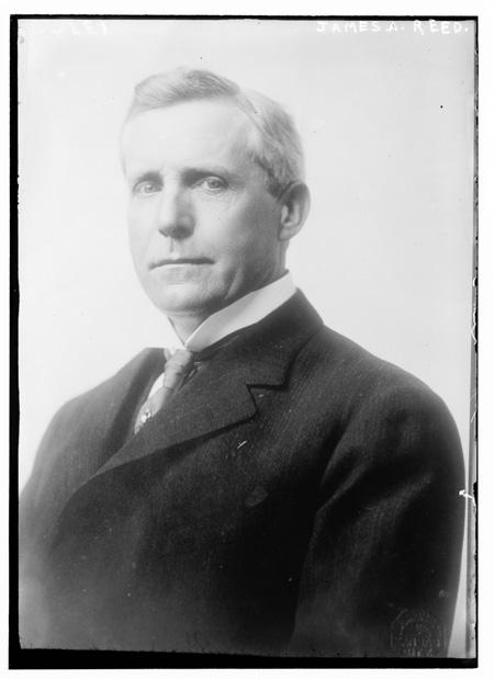 U.S. Senator James A. Reed