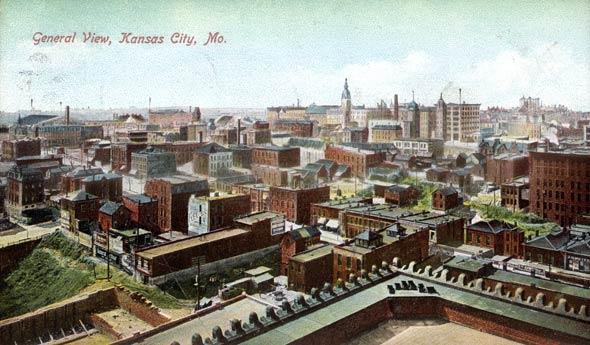 Kansas City, c. 1906