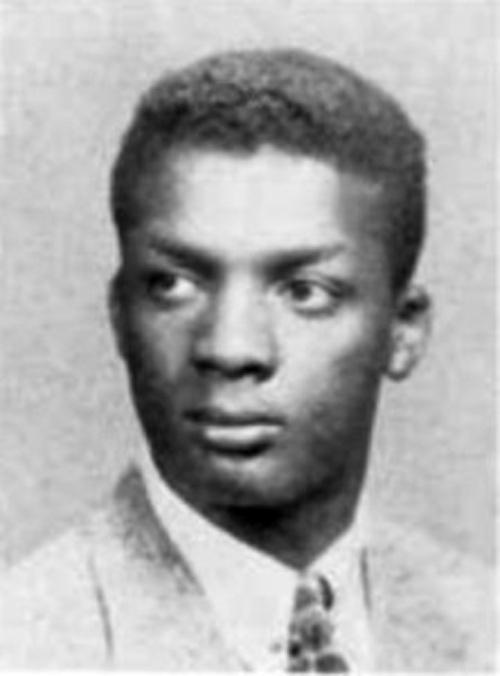 Curt Flood, 1956