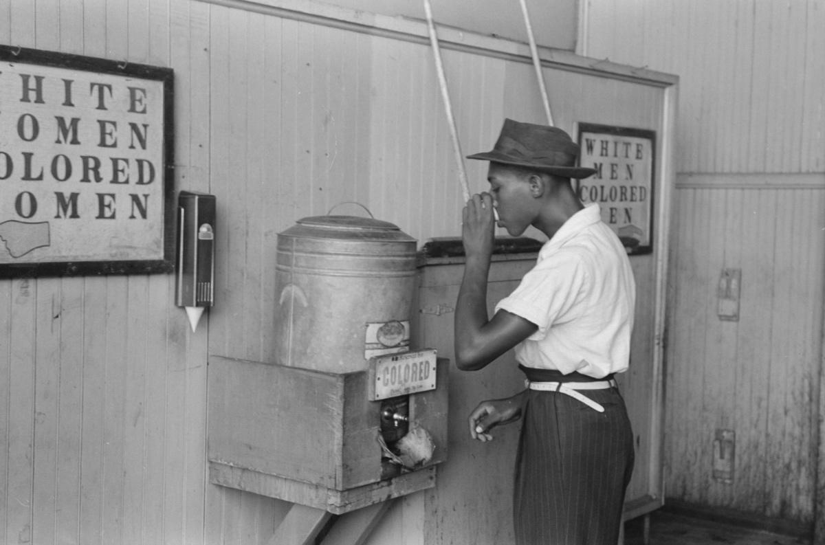 Segregation, 1939