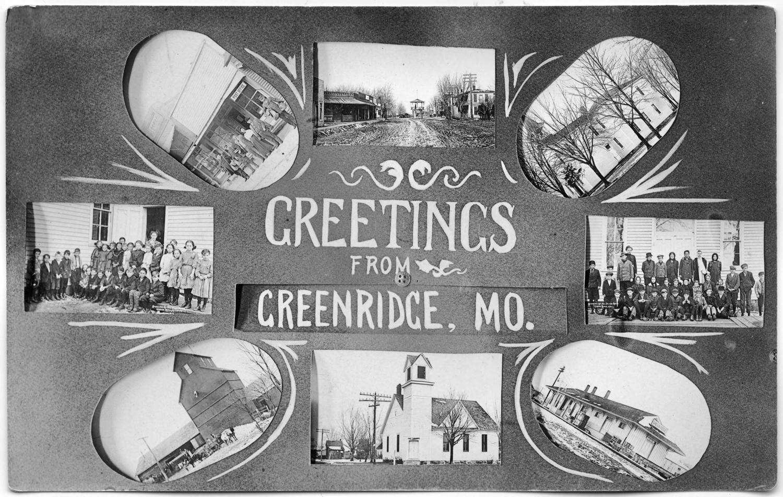 Green Ridge Postcard